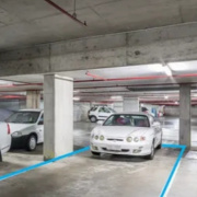 Undercover parking on Paradise Island in Gold Coast