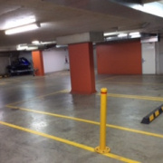 Indoor lot parking on Park Rd in Homebush