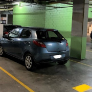 Indoor lot parking on Wattle Crescent in Sydney
