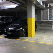 Indoor lot parking on Parnell St in Strathfield