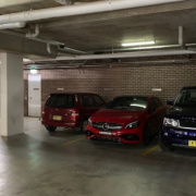 Garage parking on Parramatta Road in Camperdown