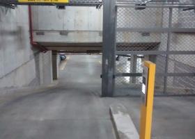Underground secure parking near Homebush station.jpg