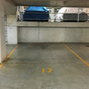 Undercover parking on Parraween Street in Cremorne