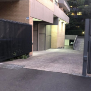 Garage parking on Paul Street in Bondi Junction