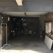 Garage storage on Peel Street in Dover Heights New South Wales 2030