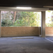 Undercover parking on Peel Street in Kirribilli New South Wales 2061