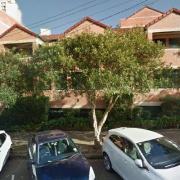 Undercover parking on Pitt Street in Redfern