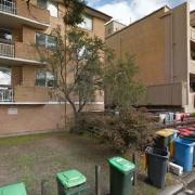 Garage parking on Premier Street in Kogarah New South Wales 2217