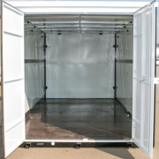 Self-storage Facility storage on