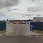 Outdoor lot storage on Prima Court in Tullamarine