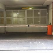Indoor lot parking on Quay St in Haymarket