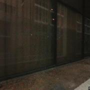 Indoor lot storage on Quay St in Haymarket
