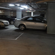 Indoor lot parking on Quay Street in Brisbane