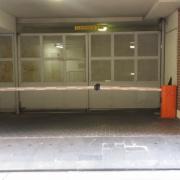 Indoor lot parking on Quay Street in Haymarket