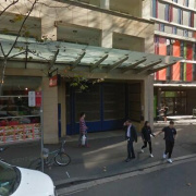 Indoor lot parking on Quay Street in Haymarket New South Wales