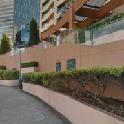 Undercover parking on Queen Street in Brisbane City