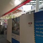 Indoor lot parking on Queen Street in Brisbane City Queensland 4000