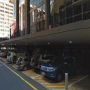 Undercover parking on Queen Street in Brisbane City Queensland 4000