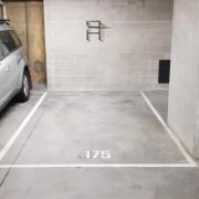 Indoor lot parking on Queens Road in Melbourne