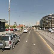 Indoor lot parking on Racecourse Road in North Melbourne