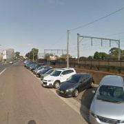 Undercover parking on Railway Parade in Kogarah