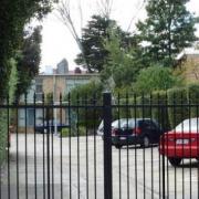 Outdoor lot parking on Raleigh Street in Windsor