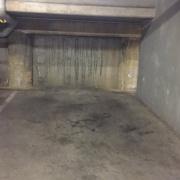 Indoor lot parking on Rathdowne Street in Carlton
