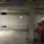 Undercover parking on