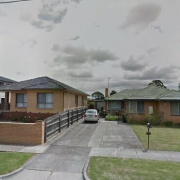 Driveway parking on Raymond St in Dandenong