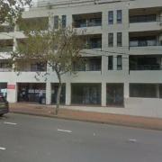 Garage parking on Regent Place in Redfern