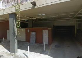 Underground garage with a remote security door.jpg