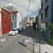 Undercover parking on Renwick Street in Redfern