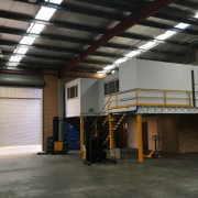 Warehouse storage on Rhodes Street in West Ryde
