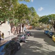 Garage parking on Riley St in Surry Hills