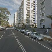 Garage parking on River Rd W in Parramatta