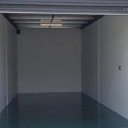Self-storage Facility parking on