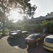 Indoor lot parking on Roden Street in West Melbourne