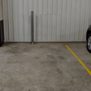 Indoor lot parking on Romsey Street in Waitara