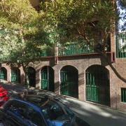 Indoor lot parking on Rosebank Street in Darlinghurst