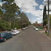 Garage parking on Ross St in North Parramatta