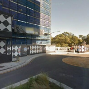 Indoor lot parking on Ross Street in Forest Lodge New South Wales 2037