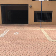 Indoor lot parking on Royal Street in East Perth Western Australia 6004