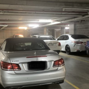 Indoor lot parking on Saunders Close in Macquarie Park