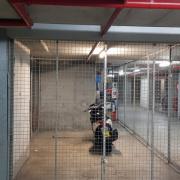 Garage storage on Nicholson Place in Saint Leonards