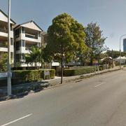 Garage storage on Shafston Avenue in Kangaroo Point Queensland