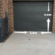 Garage storage on Shandeau Avenue in Clayton Victoria 3168