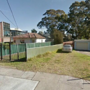 Driveway parking on Simmons Street in Revesby