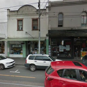 Garage parking on Smith Street in Collingwood