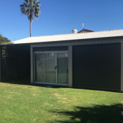 Shed storage on Smith Street in Mooloolaba