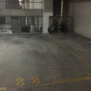 Indoor lot parking on Sorrell Street in Parramatta